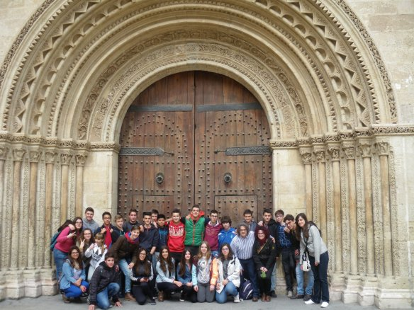Porta romànica de la Seu